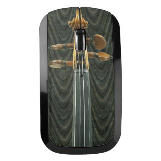 Scrolling On A Stringed Instrument Scroll Wireless Mouse