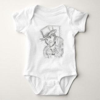 Scrooge-1 Baby Bodysuit