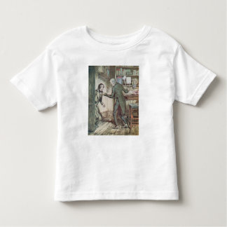 Scrooge and Bob Cratchit Toddler T-shirt