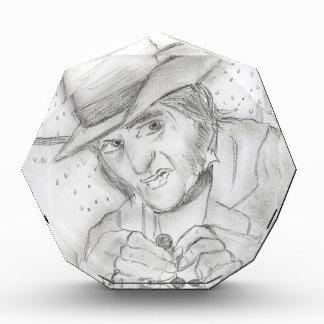 Scrooge Acrylic Award