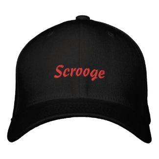 Scrooge Cap / Hat embroideredhat