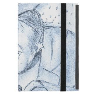 Scrooge en azul iPad mini coberturas
