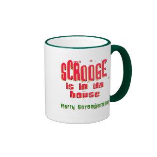 Scrooge está en DA house2 Taza