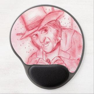 Scrooge in Red Gel Mouse Pad