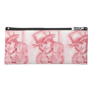 Scrooge in Red Pencil Case