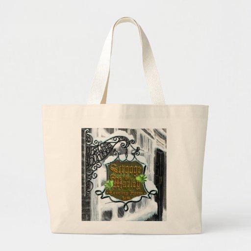 Scrooge&MarleySignScene Bags