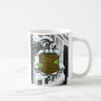 Scrooge&MarleySignScene Tazas De Café