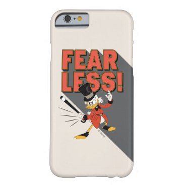 Scrooge McDuck   Fearless! Barely There iPhone 6 Case
