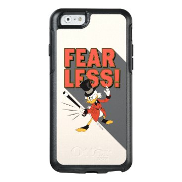 Scrooge McDuck   Fearless! OtterBox iPhone 6/6s Case