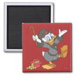 Scrooge McDuck Fridge Magnets