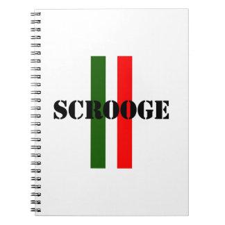 Scrooge Note Book