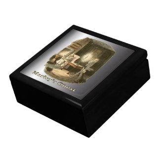 Scrooge of Christmas - A Christmas Carol Jewelry Box