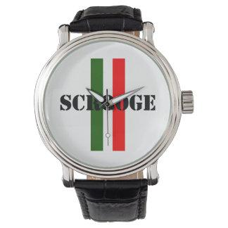 Scrooge Relojes De Mano