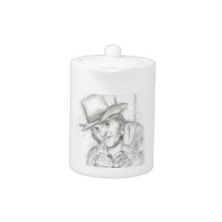 Scrooge Teapot