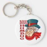 Scrooge viejo malo llavero