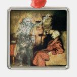 Scrooge y el fantasma de Marley Adorno De Reyes