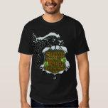 ScroogeHauntedSign Shirts
