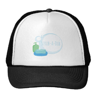 Scrub-A-Dub Trucker Hat
