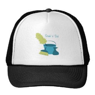 Scrub 'A' Dub Trucker Hat