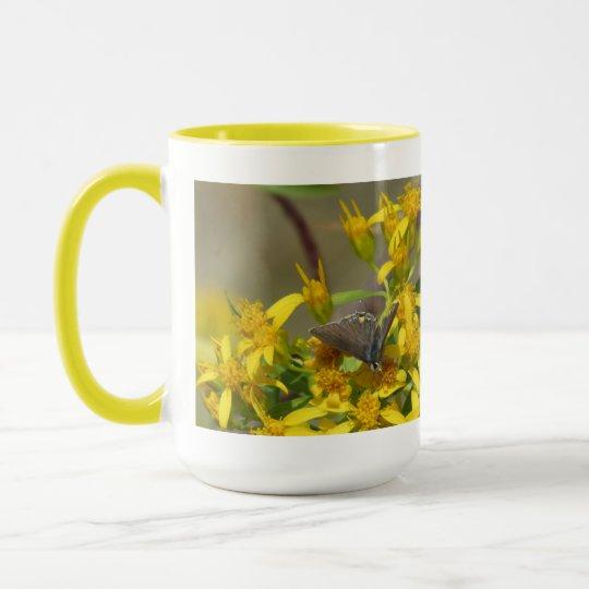 Scrub Hairstreak Butterfly Mug
