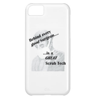 Scrub Tech Case For iPhone 5C