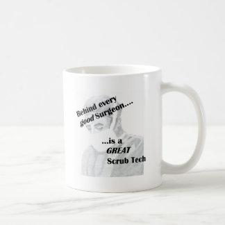 Scrub Tech Coffee Mug