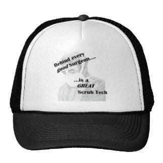Scrub Tech Hat