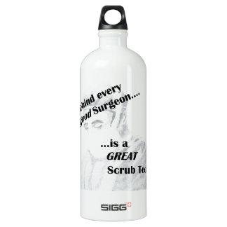 Scrub Tech Water Bottle