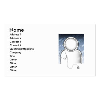 Scrubs - Business Business Cards