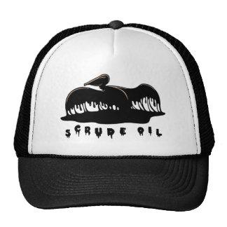 SCrude Oil Mesh Hat