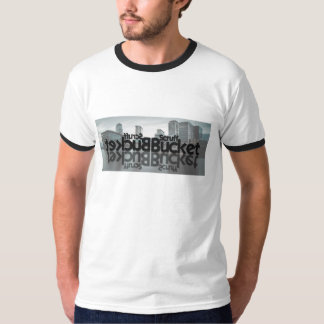 Scruff Bucket City Scape T's Tee Shirt