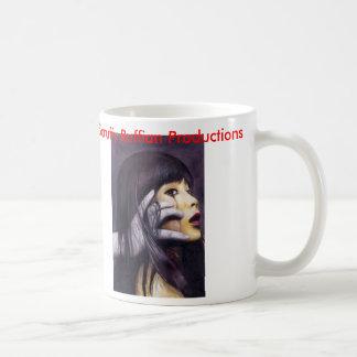 Scruffy Ruffian Productions Classic White Coffee Mug