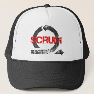 Scrum Cap (Vintage Style)