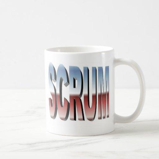 SCRUM COFFEE MUG
