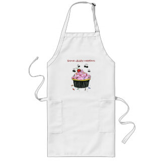 Scrum-diddly-umptious Cupcake Apron