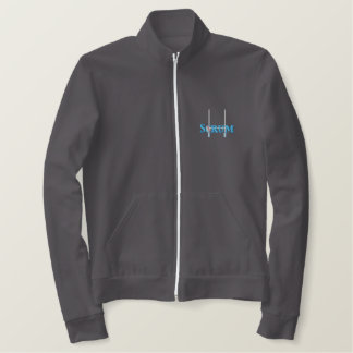 Scrum Embroidered Jacket