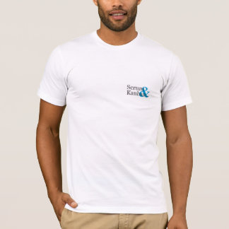 Scrum & Kanban logo with Deming quote T-Shirt