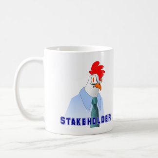 Scrum Stakeholder Mug