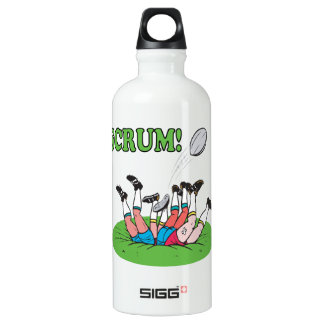 Scrum Water Bottle