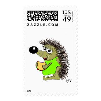 Scrummy Postage Stamp
