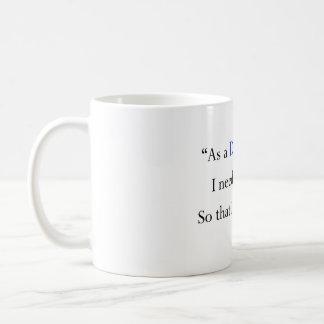 Scrumology User Story Mug - Coffee Edition