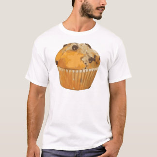 Scrumptious Blueberry Muffin Delicious Dessert T-Shirt