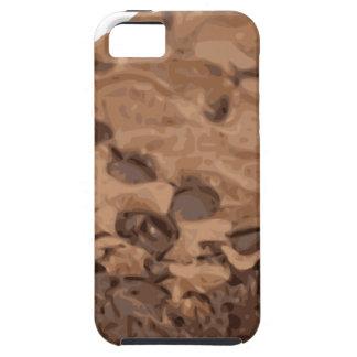 Scrumptious Brownie Sweet Dessert iPhone SE/5/5s Case