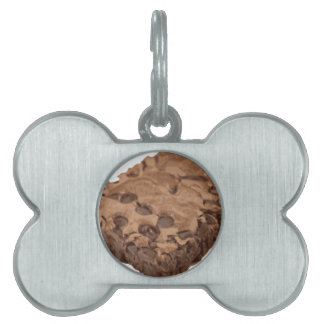 Scrumptious Brownie Sweet Dessert Pet Name Tags