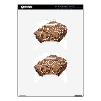 Scrumptious Brownie Sweet Dessert Xbox 360 Controller Skin