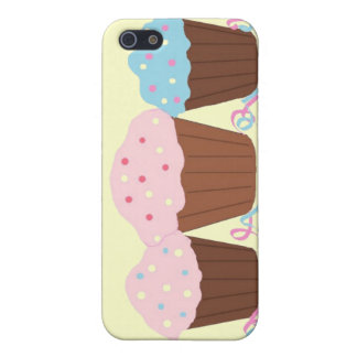 Scrumptious Cupcakes iPhone 5 Covers