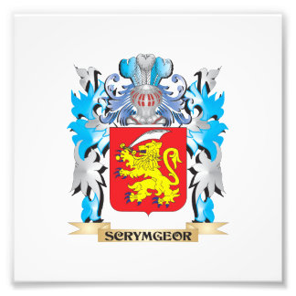 Scrymgeor Coat of Arms - Family Crest Photo