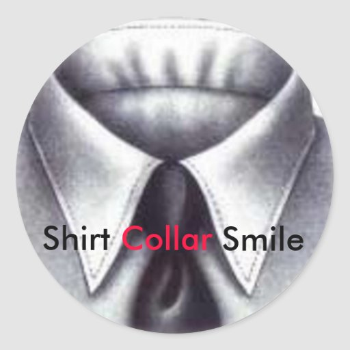 SCS Collar Sticker