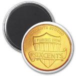 SCS Emblem Magnet