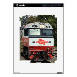 SCT001 locomotive train engine iPad 3 Decal